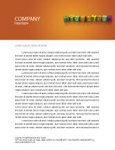 Education & Training: Visual Education Letterhead Template #03875