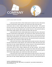 Business Concepts: Problem Of Choice Letterhead Template #03924