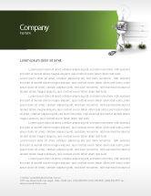 Consulting: Templat Kop Surat Papan Ide #03970