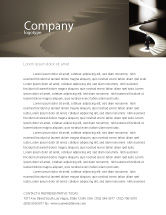 Careers/Industry: Career Promotion Letterhead Template #04005