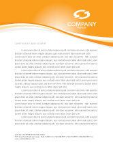 Business Concepts: Bridge To Success Letterhead Template #04006