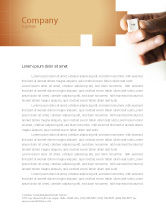 Consulting: Help Key Letterhead Template #04037