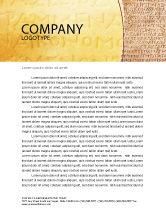 Technology, Science & Computers: Greek Script Letterhead Template #04044
