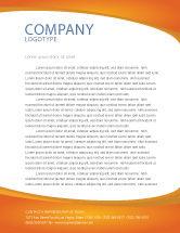 Business Concepts: Chain Letterhead Template #04056