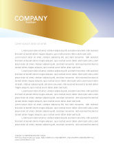 Business Concepts: Future Past Letterhead Template #04063