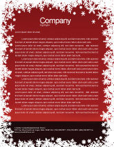 Holiday/Special Occasion: Fortune-telling Letterhead Template #04128