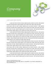 Business Concepts: Templat Kop Surat Teknologi Daur Ulang #04181