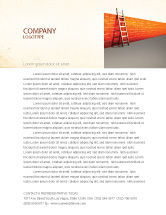 Consulting: Obstacle Letterhead Template #04189