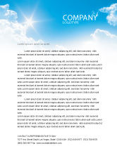 Global: Travel Directions Letterhead Template #04196