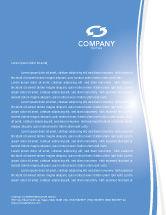 Consulting: Offshore Development Letterhead Template #04271