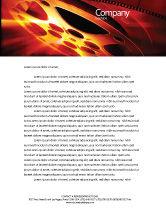 Art & Entertainment: Filmmaking Letterhead Template #04295