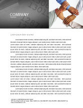 Consulting: Mutual Responsibility Letterhead Template #04311