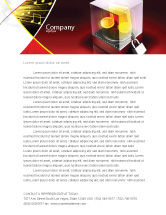 Legal: Music Copyright Letterhead Template #04432
