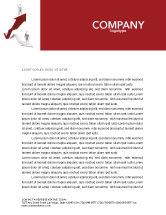 Consulting: Modelo de Papel Timbrado - melhorar carreiras #04512