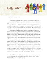Financial/Accounting: Loans Letterhead Template #04524