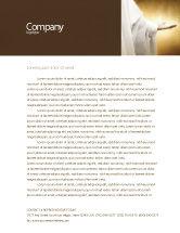Religious/Spiritual: St Family Religion Letterhead Template #04579