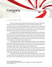 Consulting: Vortex Letterhead Template #04585