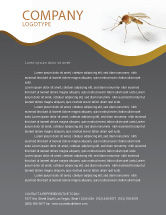 Agriculture and Animals: Mosquito Letterhead Template #04599