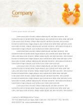 Consulting: Unanimity Letterhead Template #04601