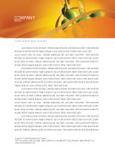 Agriculture and Animals: Olives Letterhead Template #04622
