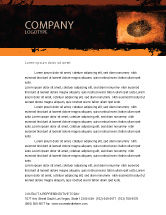 Careers/Industry: Dactylogram Letterhead Template #04637