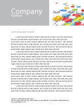 Business Concepts: Puzzle Diversity Letterhead Template #04680