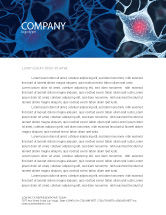 Medical: Neurons Letterhead Template #04703