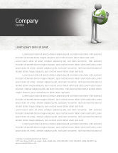 Global: World Love Letterhead Template #04748