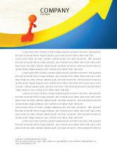 Careers/Industry: Modelo de Papel Timbrado - melhoria #04786