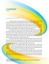 Education & Training: eLearning Letterhead Template #04807