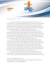 Consulting: Don't Know Letterhead Template #04853