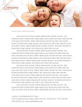 People: Lucky Family Letterhead Template #04888