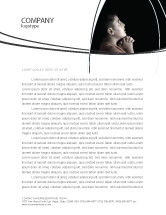Religious/Spiritual: Prayer Letterhead Template #04902
