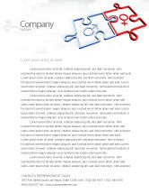 Medical: Gender Relations Letterhead Template #04907