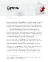 Consulting: Inserting Missing Part Letterhead Template #04980