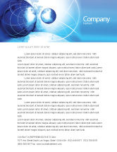 General: Two Worlds Letterhead Template #04987