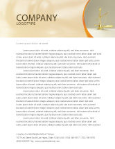 Legal: Fairness Letterhead Template #04996