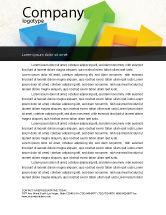 Consulting: Richtungen Briefkopf Vorlage #05017