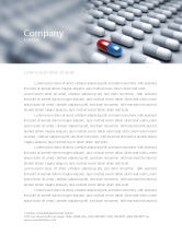 Medical: Pharmacological Solution Letterhead Template #05100