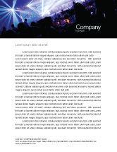 Art & Entertainment: Music Show Letterhead Template #05126