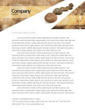 Religious/Spiritual: Feng Shui Stones Letterhead Template #05166