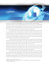 Global: Global Interactive Letterhead Template #05197