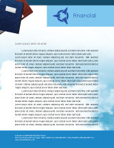 Education & Training: Journals Letterhead Template #05407