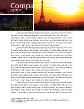 Careers/Industry: Paris In Collage Letterhead Template #05425