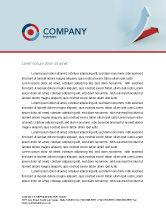 Business Concepts: Modelo de Papel Timbrado - crise superada #05460