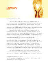 Religious/Spiritual: Sharing Love Letterhead Template #05472