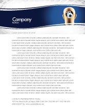 Consulting: Mechanische mentale arbeit Briefkopf Vorlage #05484