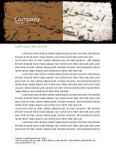 Religious/Spiritual: Arabic Letterhead Template #05584