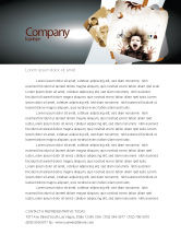 Education & Training: Kids and Science Letterhead Template #06059