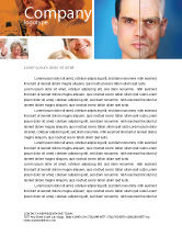 Medical: Ageing Letterhead Template #06349